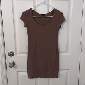 Comfy body con dress